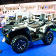Постер, плакат: The Can Am Outlander Max Limited ATV