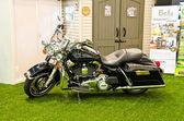 Harley-davidson debuts powerpak 103 motosiklet — Stok fotoğraf