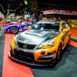Bangkok International Auto Salon 2013 — Stock Photo