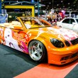 Bangkok International Auto Salon 2013 — Stockfoto