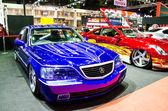 Salão automóvel internacional de banguecoque 2013 — Foto Stock