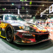 Постер, плакат: Bangkok International Auto Salon 2013
