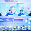 Stock Photo: Thailand Super Series 2013