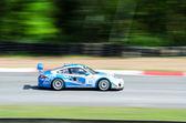The Porsche 997 GT3 Cup car — Stock Photo