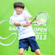 Chang - SAT Bangkok Open 2013 — Stock Photo #30351825
