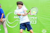 Chang - SAT Bangkok Open 2013 — Stock Photo