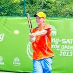 Постер, плакат: ATP Challenger Chang SAT Bangkok Open 2013