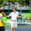 Stock Photo: ATP Challenger Chang - SAT Bangkok Open 2013