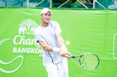ATP Challenger Chang - SAT Bangkok Open 2013 — Stock Photo