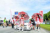 Thailand Super Series 2013 Race 4 — Стоковое фото