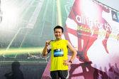 Adidas kung av vägen 2013 — Stockfoto