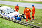 Thailand Super Series 2013 Race 4 — Stock Photo