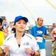 Bangkok marathon 2013 — Stock Photo