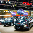 30th Thailand International Motor Expo — Stock Photo #36573621
