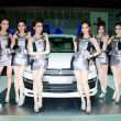 30th Thailand International Motor Expo — Stock Photo #36574043