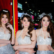 30th Thailand International Motor Expo — Stock Photo #36605237