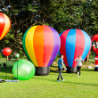Thailand International Balloon Festival 2013 — Stock Photo
