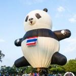 Thailand International Balloon Festival 2013 — Stock Photo #37199379