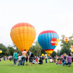 Thailand International Balloon Festival 2013 — Stock Photo #37199569