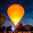 Thailand International Balloon Festival 2013 — Stock Photo #37199829