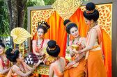 Im alter von könig narai der großen messe — Stockfoto
