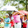 Honda LPGA Thailand 2014 — Stock Photo
