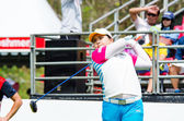 Honda LPGA Thailand 2014 — Stock Photo