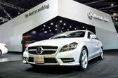 The 35th Bangkok International Motor Show 2014 — Foto de Stock