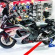 Постер, плакат: The 35th Bangkok International Motor 2014