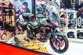 The 35th Bangkok International Motor 2014 — Stock fotografie