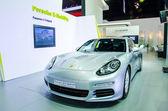 The 35th Bangkok International Motor Show 2014 — Foto de Stock