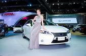 The 35th Bangkok International Motor Show 2014 — Stock fotografie