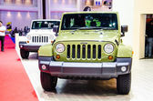 The 35th Bangkok International Motor Show 2014 — Stock Photo