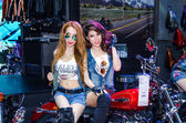 The 35th Bangkok International Motor Show 2014 — Stockfoto