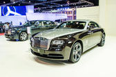 The 35th Bangkok International Motor Show 2014 — Foto Stock