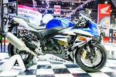The 35th Bangkok International Motor 2014 — Stock Photo