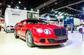 The 35th Bangkok International Motor Show 2014 — 图库照片