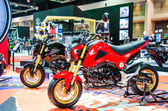 The 35th Bangkok International Motor 2014 — Stockfoto