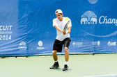 Chang ITF Pro Circuit , Men's. — Stockfoto