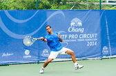 Chang ITF Pro Circuit , Men's. — Stock Photo
