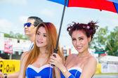 Thailand Super Series 2014 — Stock Photo