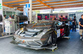 Thailand Super Series 2014 Race 3 — Stock fotografie