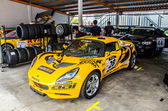 Thailand Super Series 2014 Race 3 — 图库照片