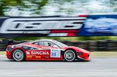 Thailand Super Series 2014 Race 3 — Foto de Stock