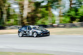 Thailand Super Series 2014 Race 3 — Stock Photo