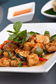 Spicy Thai Food — Stock Photo