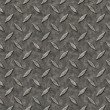 Stock Photo: Diamond Plate Metal Pattern