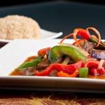 Delicious Thai Food — Stock Photo #14597873