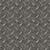 Diamond Plate Metal Pattern — Stock Photo