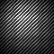 Постер, плакат: Carbon Fiber Material Background